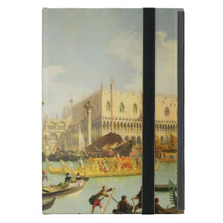 The Betrothal of the Venetian Doge Cases For iPad Mini