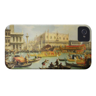 The Betrothal of the Venetian Doge iPhone 4 Case