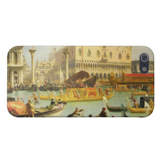 The Betrothal of the Venetian Doge iPhone 5 Cases