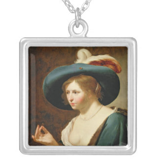 The Betrothal: The Bride, c.1630 Custom Necklace