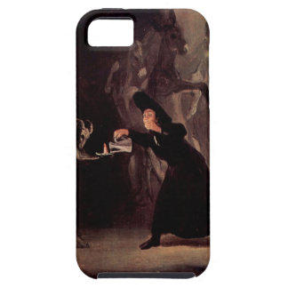 The Bewitched Man by Francisco Goya 1798 iPhone 5 Cover