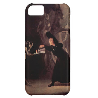 The Bewitched Man by Francisco Goya 1798 iPhone 5C Case