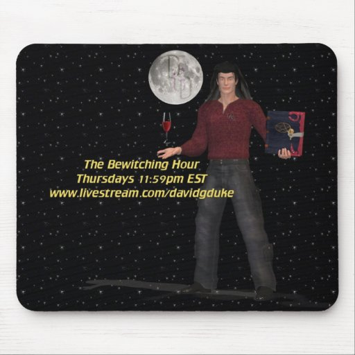 The Bewitching Hour Icon Mousepads