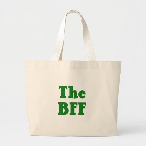 The BFF Canvas Bags