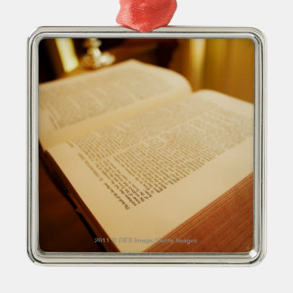 The Bible Christmas Ornament