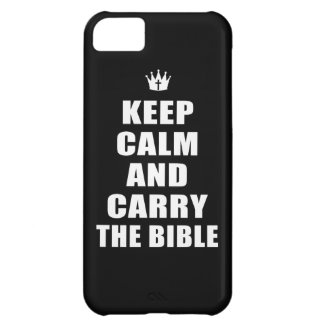 The Bible iPhone 5C Case