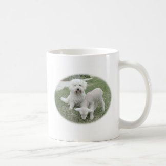 The Bichon Lamb-Minder Gift Range Coffee Mug