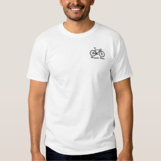 The Bicycle:  No License Needed 2 Shirt