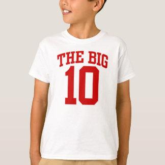 The BIG 10th BIRTHDAY T-Shirt