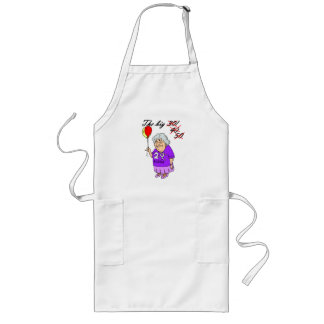 The Big 50 Aprons