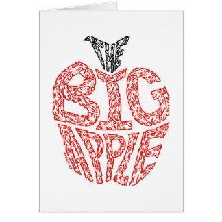 THE BIG APPLE CARD