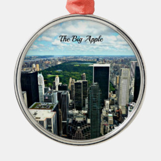 The Big Apple, New York City Christmas Ornament
