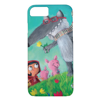 The Big Bad Wolf iPhone 8/7 Case