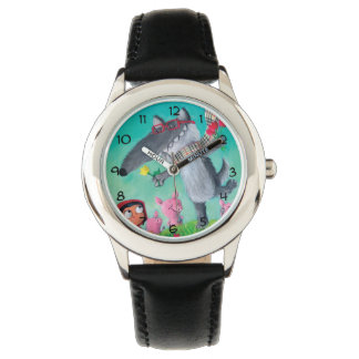 The Big Bad Wolf Watch