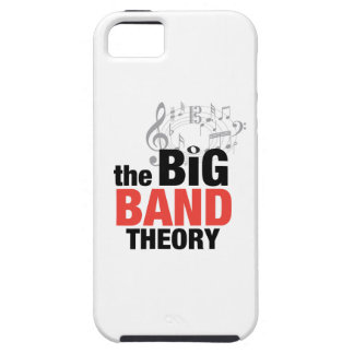 The Big Band Theory Tough iPhone 5 Case