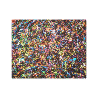 The Big Bang Canvas Print