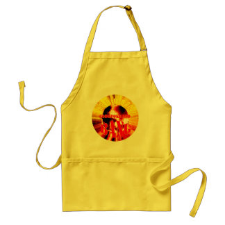 The Big Bang! God Spoke and BANG Standard Apron