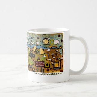 The Big Bang Basic White Mug