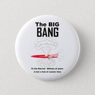 The Big Bang Theory 6 Cm Round Badge