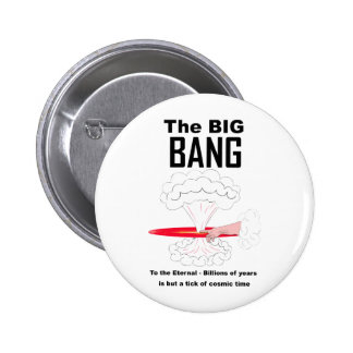 The Big Bang Theory 6 Cm Round Badge