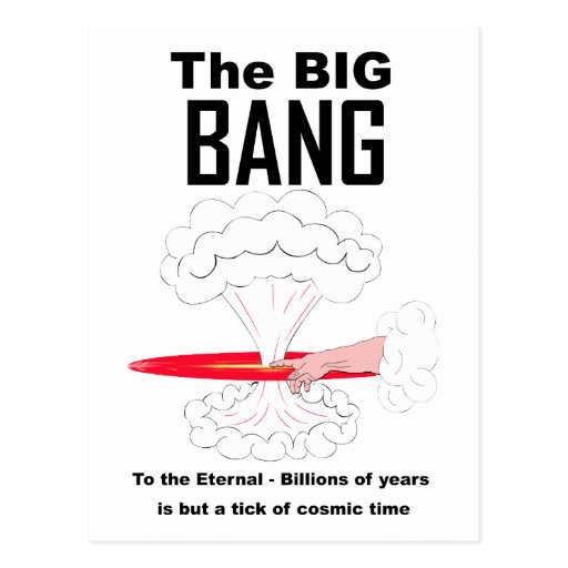 The Big Bang Theory Postcards