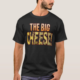 The Big Blue Cheese T-Shirt