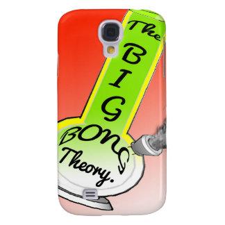 The Big Bong Theory Galaxy S4 Case