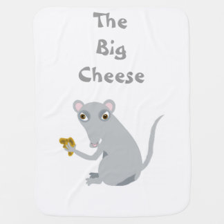 The Big Cheese Baby Blanket