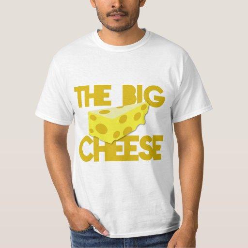 The BIG CHEESE! boss T-Shirt