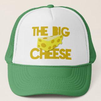 The BIG CHEESE! boss Trucker Hat