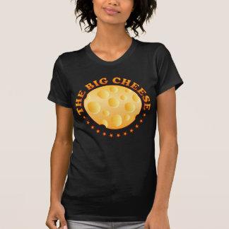 The Big Cheese Brown Tshirts