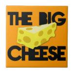 The BIG CHEESE! Ceramic Tile