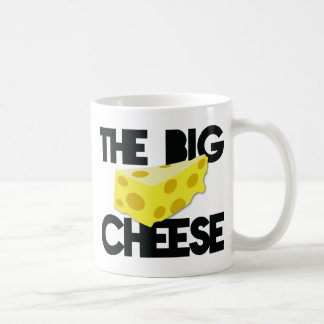 The BIG CHEESE! Coffee Mug