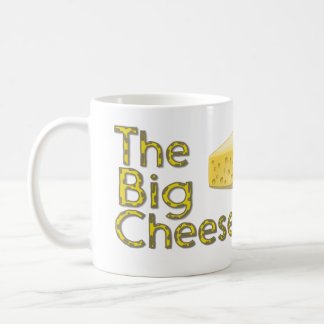 The Big Cheese Coffee Mug