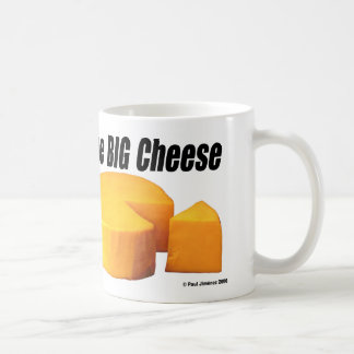 The Big Cheese, The Big Cheese Coffee Mug