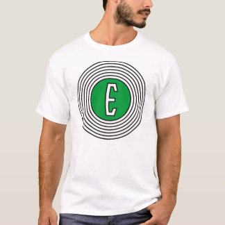 The Big Edsel E Logo T-Shirt