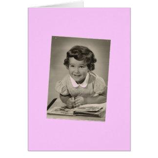 The Big Girl Card