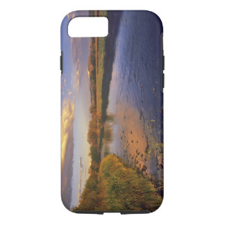 The Big Hole River at last light near Jackson iPhone 8/7 Case