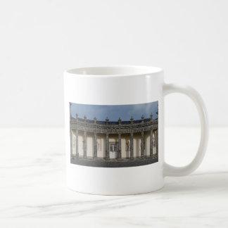 The Big House Basic White Mug