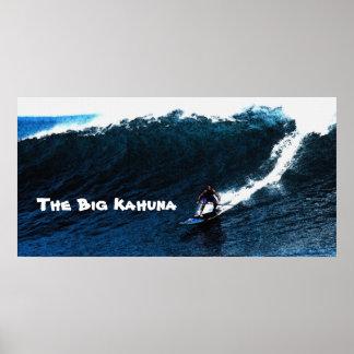 The Big Kahuna 36 x 18 Poster