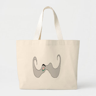 THE BIG MOUSTACHE EYE CLOSED 1.PNG BAG