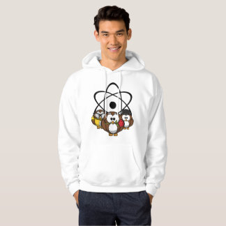 The Big Owl Theory Hoodie