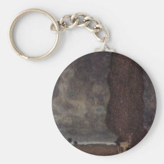 The Big Poplar II Cool Key Chain