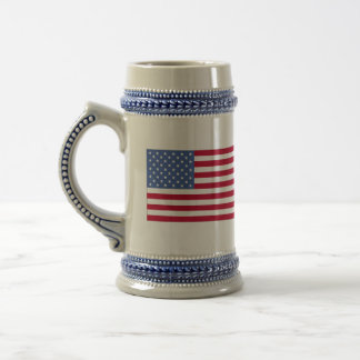 The Big Red One American Stein Beer Steins