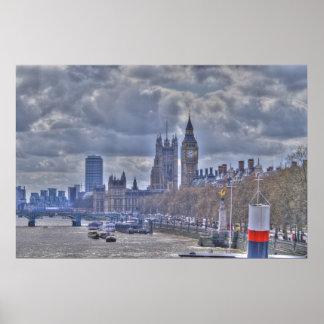 The Big Smoke Poster