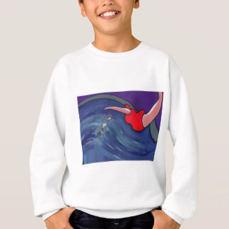 THE BIG SPLASH SWEATSHIRT