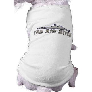 The Big Stick Sleeveless Dog Shirt