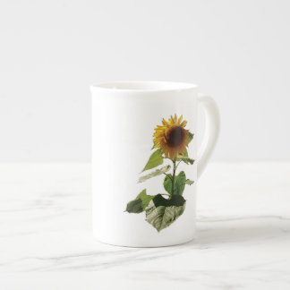 The Big Sunflower Tea Cup