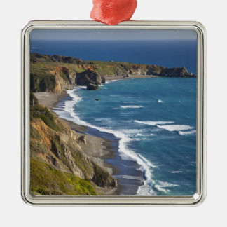 The Big Sur coastline in California, USA Christmas Ornament