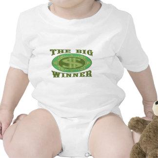 THE BIG WINNER T SHIRT